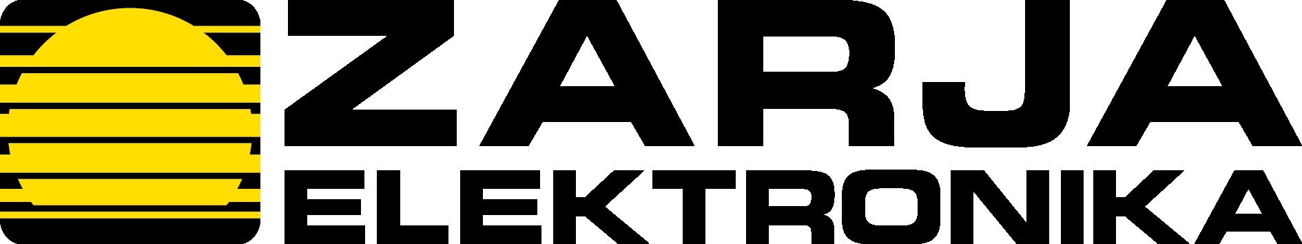 Zarja Elektronika Logo